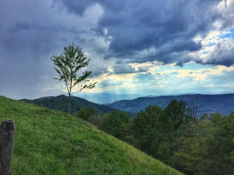 sarajevo hiking