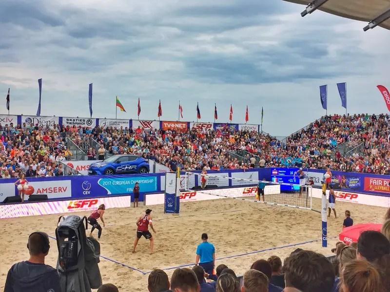volleyball motivaion