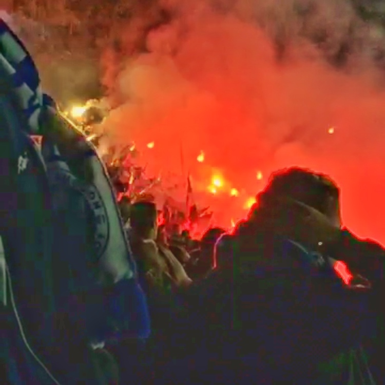 FK Zeljeznicar ultras