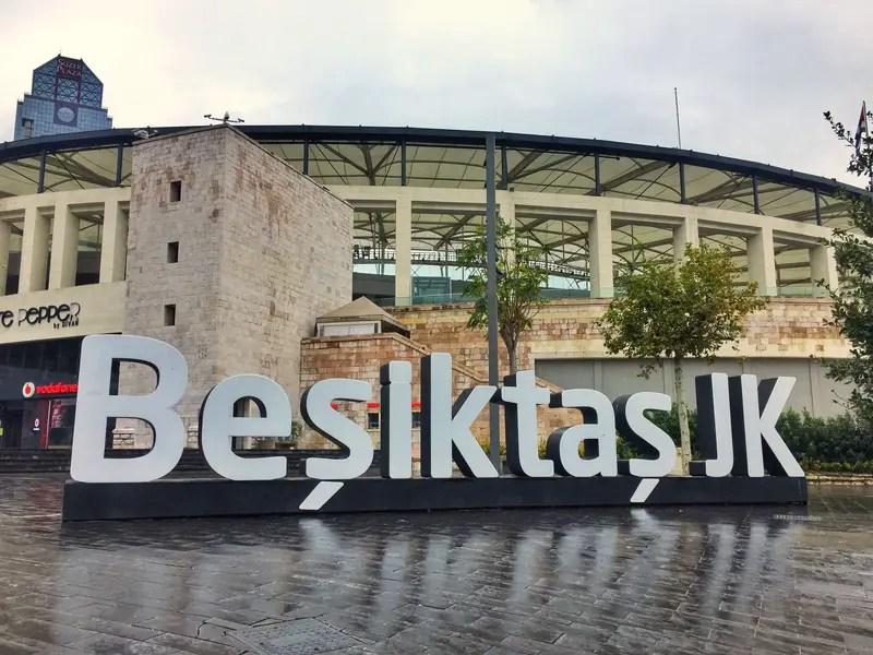 Vodafone Park Stadium & Museum Tour Review   Home Of ...