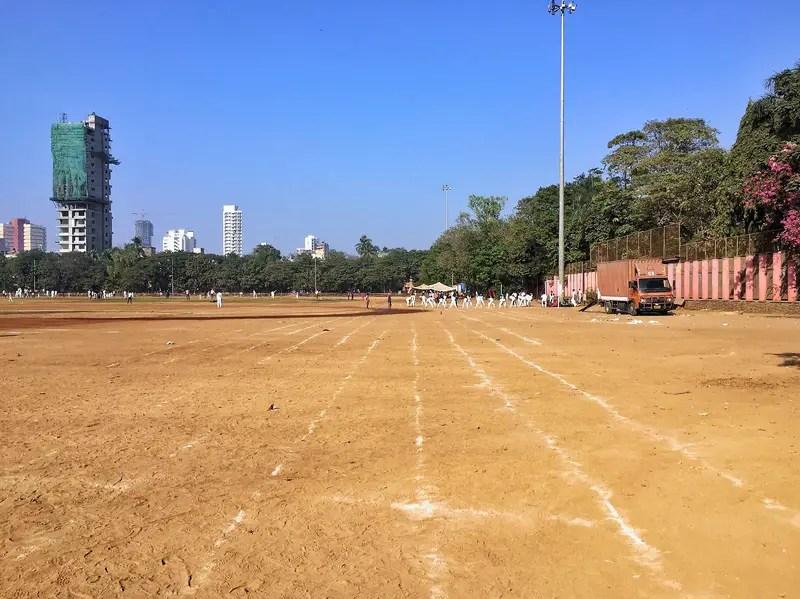 shivaji park running track