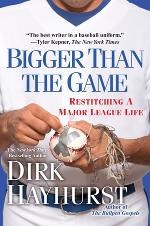 bigger than the game book cover