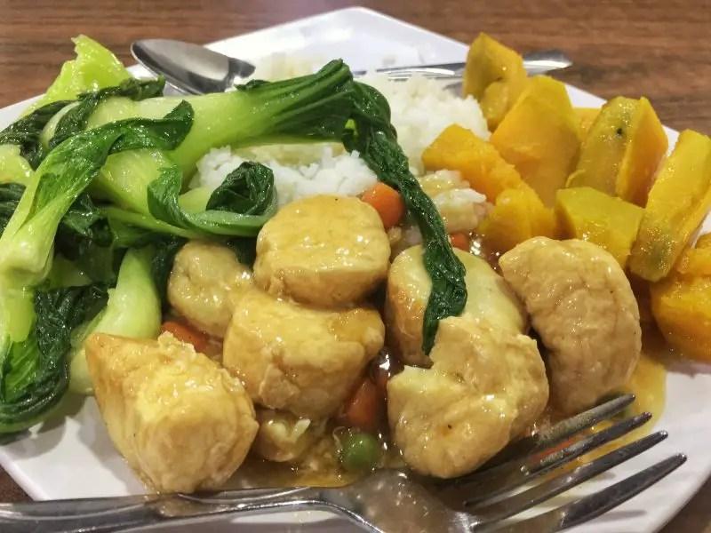 love malasia vegetarian food