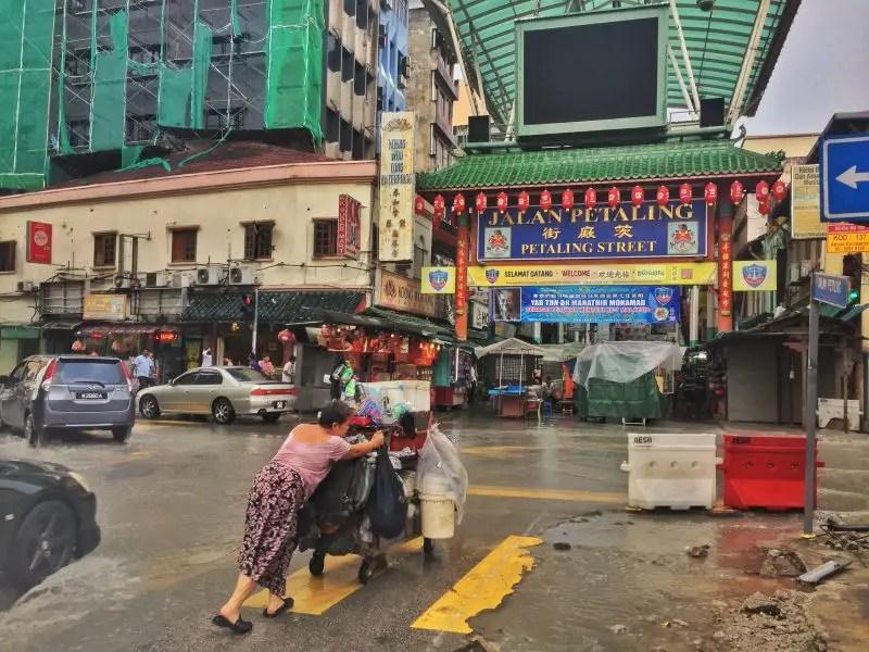 china town KL