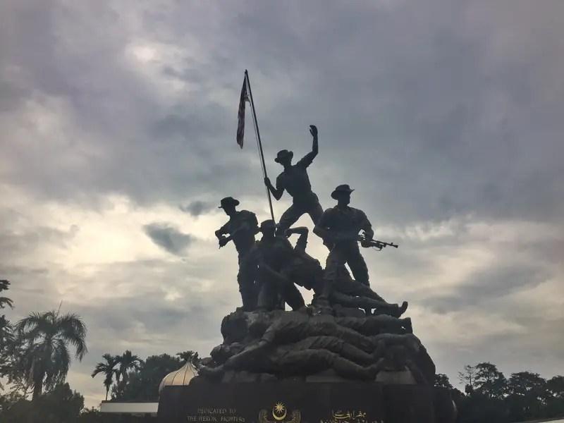 national monument kl