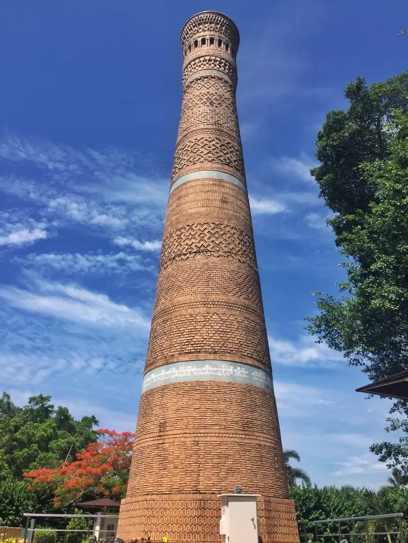 kalyan minaret uzbekistan