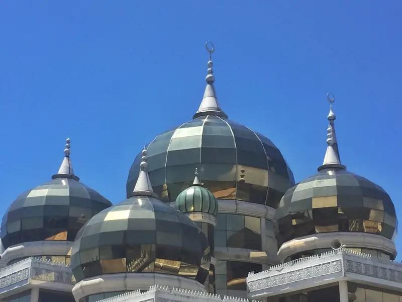 krystal mosque
