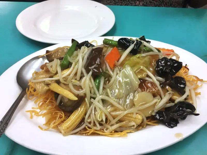 chinatown vegetarian