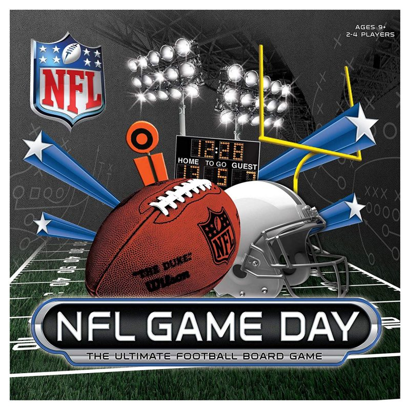 nfl game day game
