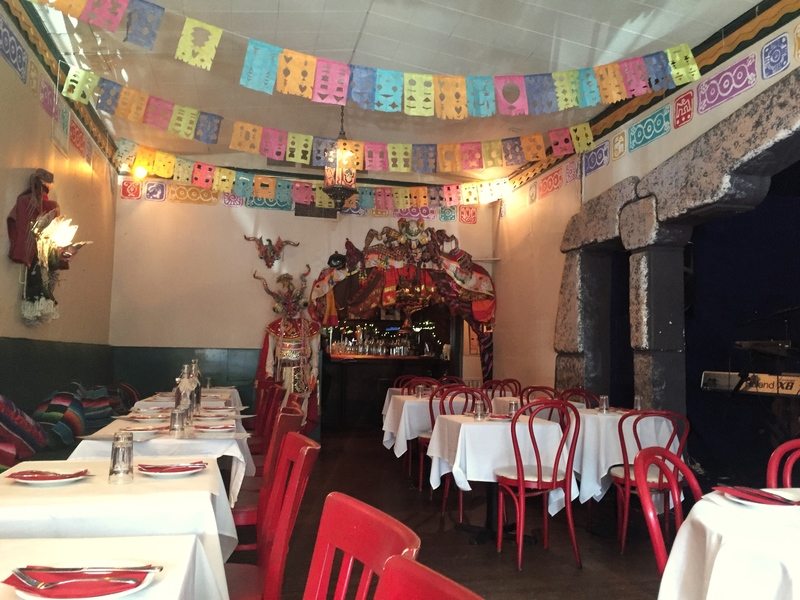 pena pachamama dining room