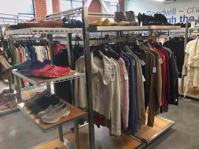 thrift shopping san francisco