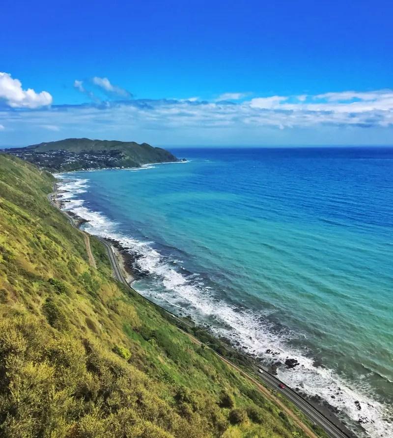 paekakariki escarpment track views