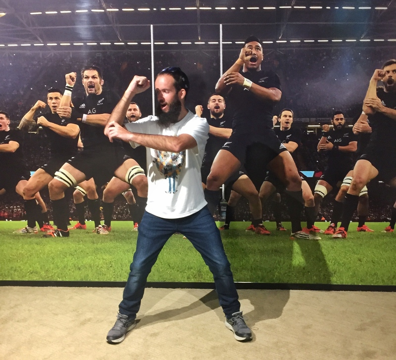 The New Zealand Rugby Museum: A Short Visitors Guide