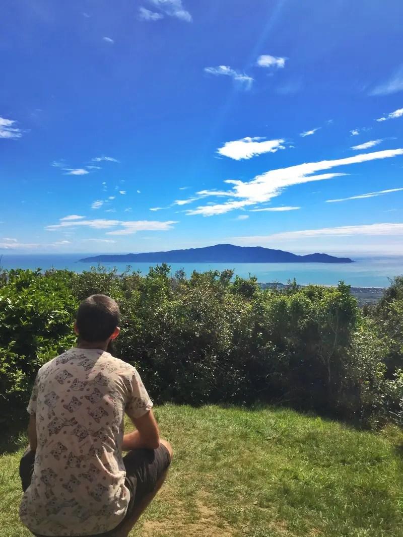 kapiti island lookout
