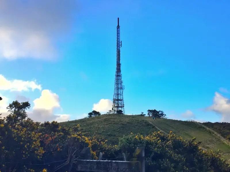 tv tower mount kaukau