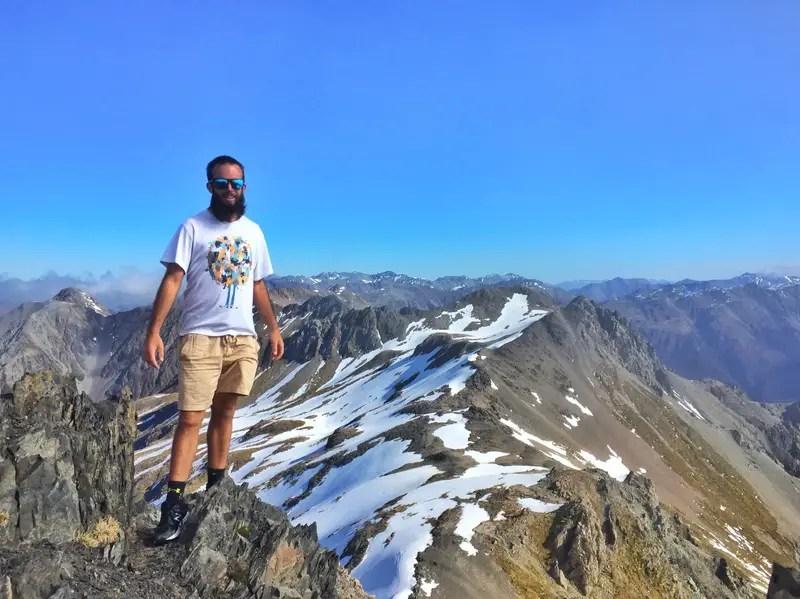 avalanche peak summit