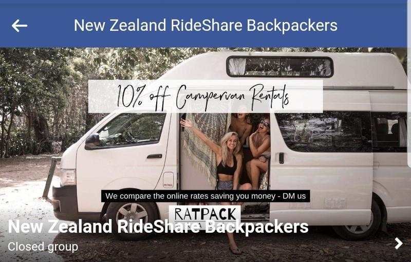 nz campervan fb