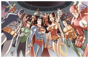 Justice League Looking at you 300x194 Justice League Looking at you