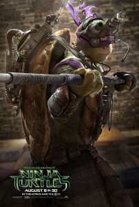 TMNT Don Poster 202x300 TMNT Don Poster