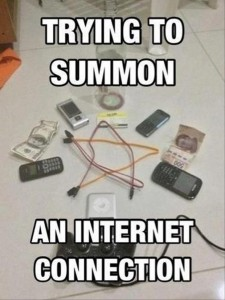 Trying to summon an internet connection 225x300 Trying to summon an internet connection