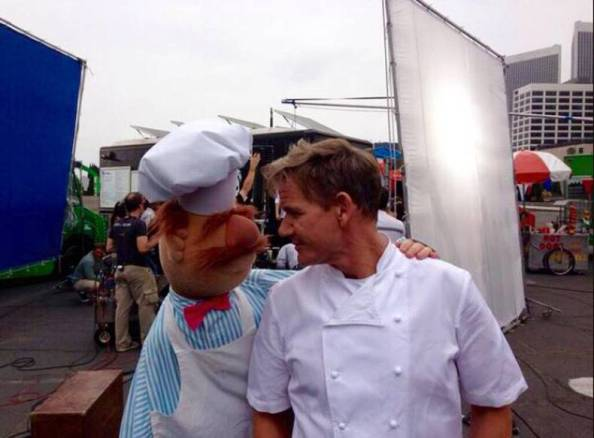 Chef Meeting Chef Meeting