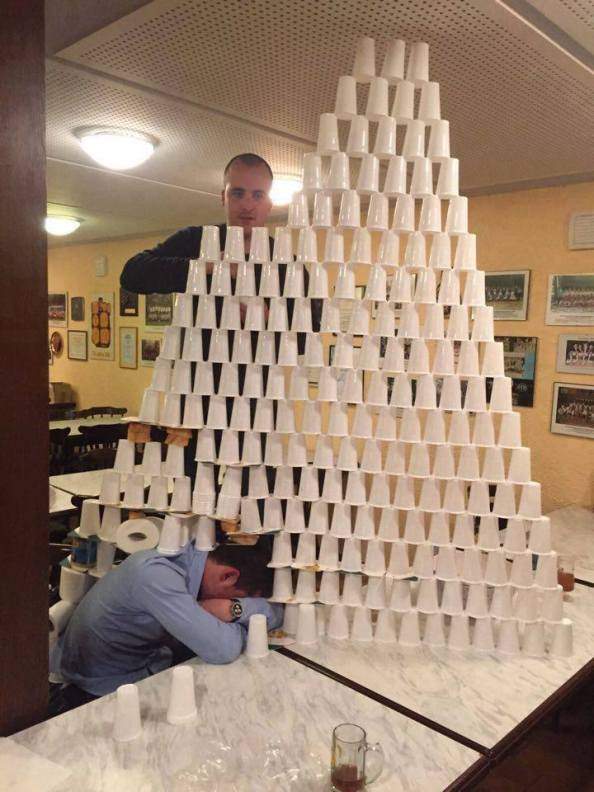 Cup Stacker Cup Stacker