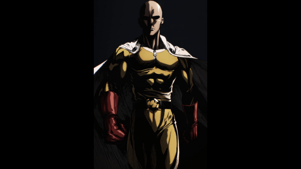 one punch man looking meaty 1024x576 one punch man looking meaty