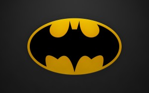 Batman 90's logo
