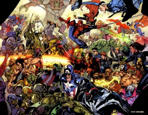 Marvel Fight