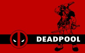 Deadpool in red