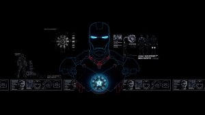 Iron Man blueprints