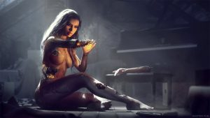 Model No TH-X11-38 by Wojtek Fus