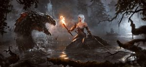 The Witcher – Ciri Games