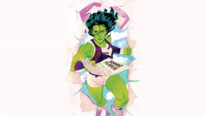 she-hulk has summons to appear
