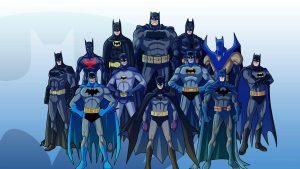 the batman lineup