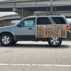 5,000 vehicle caravan in Oakland, CA