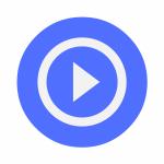 Youtube sininen logo