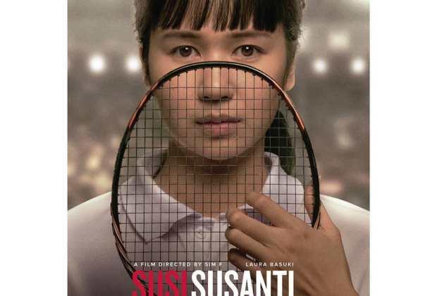 TIKTAK.ID - Poster Film 'Susi Susanti: Love All'