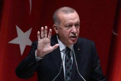 TIKTAK.ID - Turki Serang Suriah