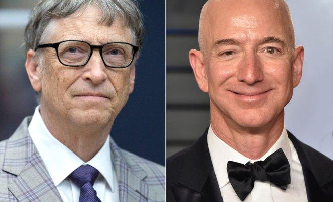 Bill Gates Kembali Ke Puncak Ungguli Jeff Bozos