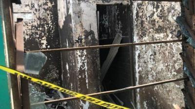 Nahas, Bocah Tewas Terbakar Dalam Rumah Terkunci