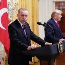 Presiden Erdogan Mendatangi Gedung Putih