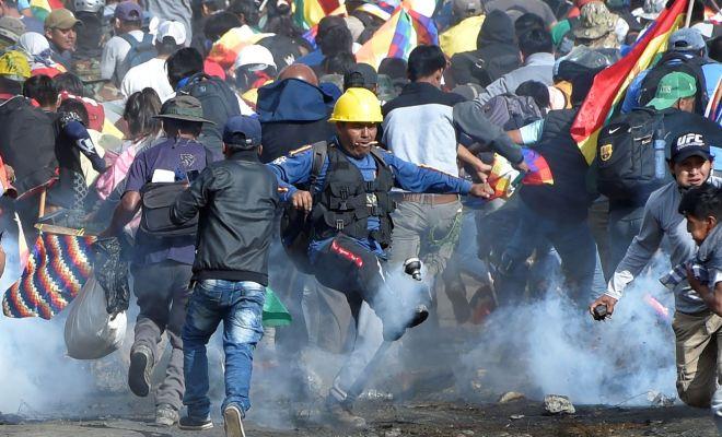 Bolivia Memanas, 32 Orang Tewas