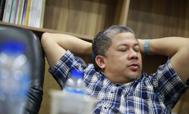 Dukung Optimisme Jokowi, Fahri Hamzah 'Semprot' Mahfud MD