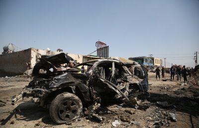 8 Tentara Tewas Akibat Bom Mobil di Afghanistan