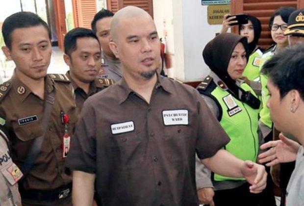 Bebas Akhir Desember, Ahmad Dhani Siap Rampungkan Beberapa Karyanya yang Tertunda