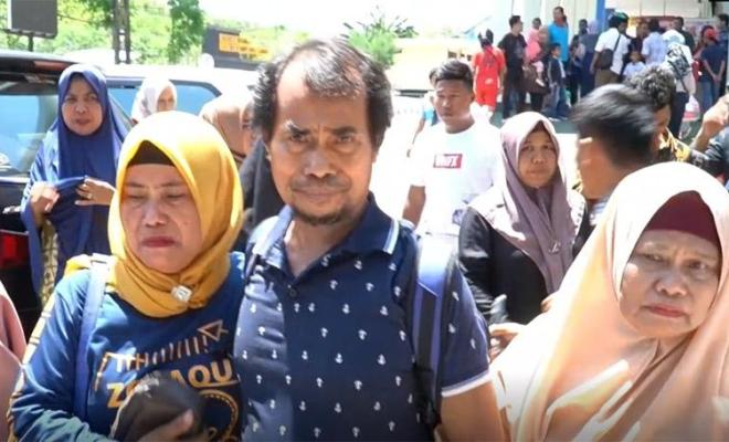 Dua Sandera Abu Sayyaf Bebas
