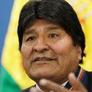 Evo Morales Presiden Kudeta