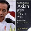 Jokowi Raih Penghargaan Asian of the Year 2019, Ketua DPP Gerindra Suplemen Baru, Pokoknya Keren