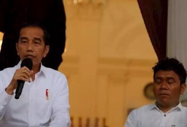 Jokowi Bela Billy yang Dibully